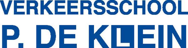 Autorijschool de klein logo 587