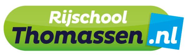 Rijschool thomassen logo fc