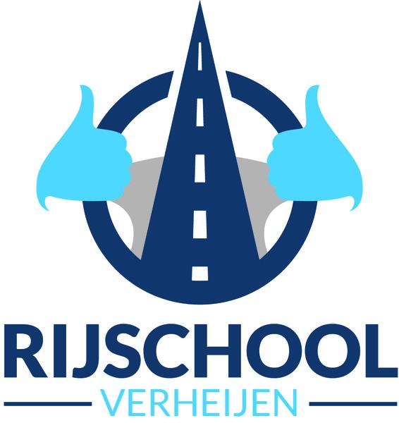 Rijschool verheijen logo
